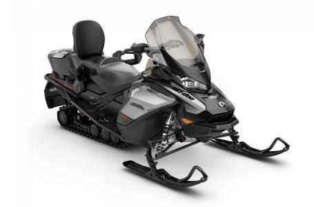 2019 Ski-Doo Grand Touring Limited 900 ACE Silver/Black Photo 1 of 1