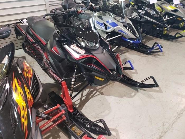 2017 Yamaha Sidewinder L-TX DX Photo 3 of 11