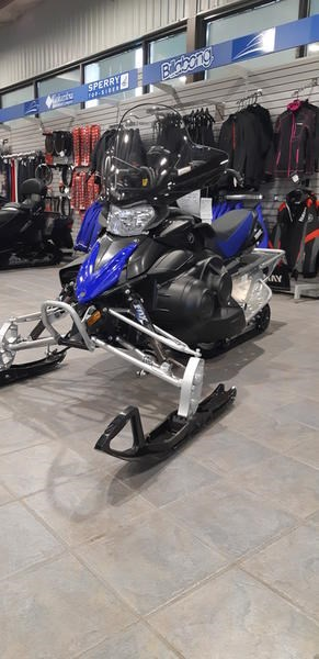 2017 Yamaha PHAZER RTX/ PZ50RTHB Photo 1 of 5