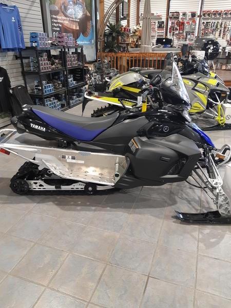 2017 Yamaha PHAZER RTX/ PZ50RTHB Photo 2 of 5