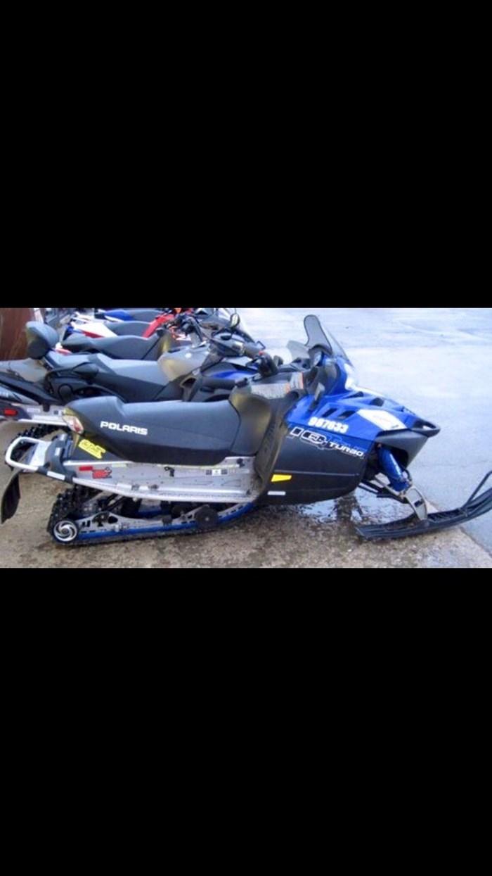 2008 Polaris IQ Turbo Photo 1 of 2