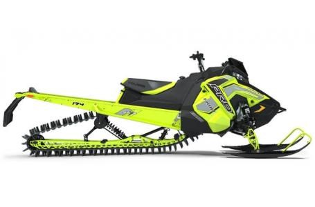 "2019 Polaris 174 3"" 800 Pro RMK Snow Check, Photo 4 sur 6"
