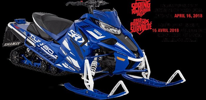 2019 Yamaha Sidewinder SRX LE Photo 1 of 2