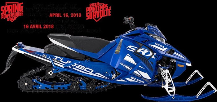 2019 Yamaha Sidewinder SRX LE Photo 2 of 2