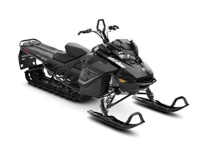 2018 Ski-Doo Summit® SP Shot PowderMax Light 3.0 FlexEdge Rotax Photo 1 of 1