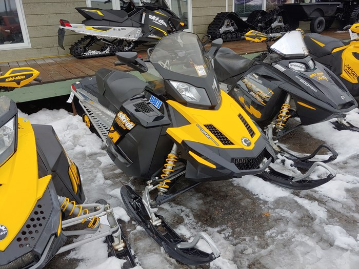 2009 Ski-Doo MXZ RENEGADE 1200 Photo 1 of 5
