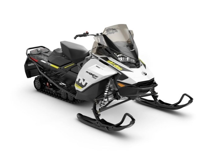 2019 Ski-Doo MXZ® TNT® 600R E-TEC White & Black Photo 1 of 1