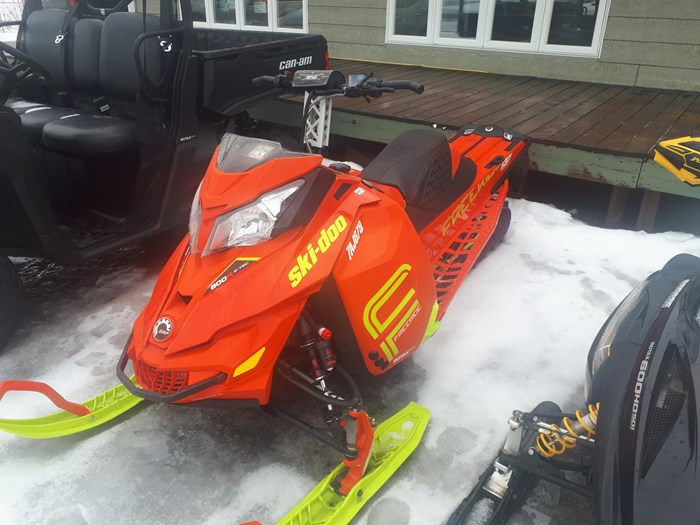 2016 Ski-Doo FREERIDE 137 Photo 1 of 4