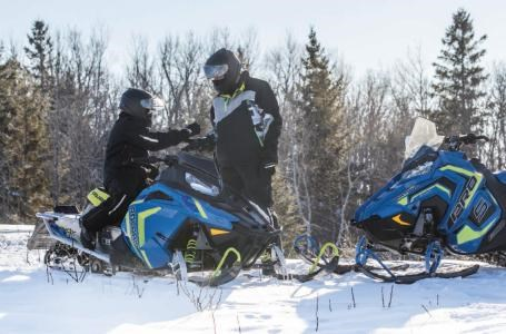 2019 Polaris INDY EVO™ ES Photo 4 of 5