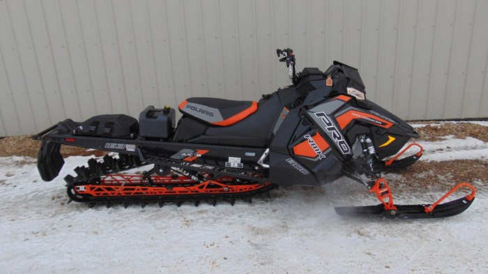 2019 Polaris 800 PRO-RMK 163 SC-S            DEMO Photo 1 of 1