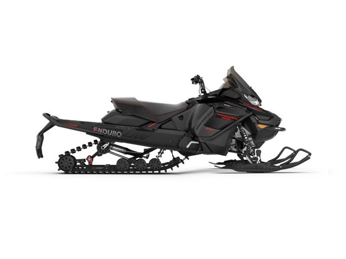 2019 Ski-Doo Renegade® Enduro™ 900 ACE Turbo Black Photo 1 of 2