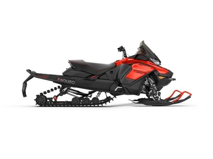 2019 Ski-Doo Renegade® Enduro™ 900 ACE Lava Red & Bla Photo 1 of 2