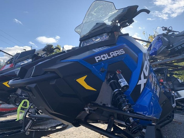 2018 Polaris Switchback® XCR 800 H.O. Cleanfire® 137 Photo 14 of 19