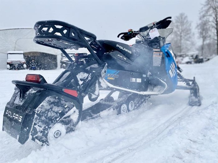 2018 Polaris Switchback® XCR 800 H.O. Cleanfire® 137 Photo 11 of 19