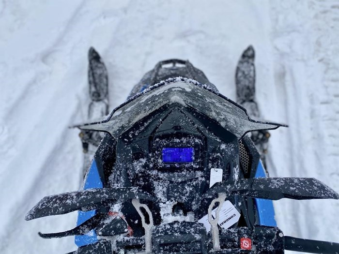 2018 Polaris Switchback® XCR 800 H.O. Cleanfire® 137 Photo 12 of 19
