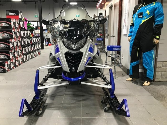 2018 Yamaha SRVenture DX Photo 2 of 5