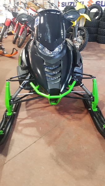 2015 Arctic Cat ZR 9000 El Tigre Photo 1 of 5