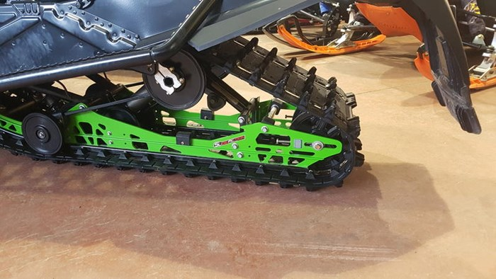 2015 Arctic Cat ZR 9000 El Tigre Photo 3 of 5