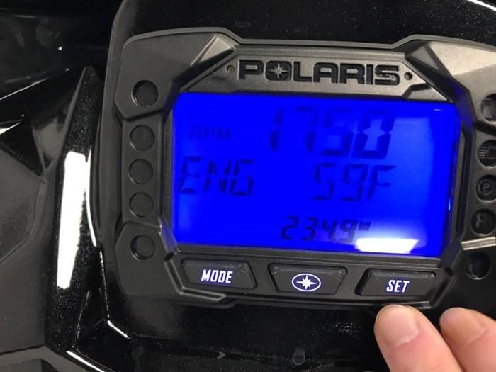 2017 Polaris 800 PRO RMK 163 Photo 12 of 14