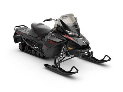 2019 Ski-Doo Renegade® Enduro™ 900 ACE Turbo Black Photo 1 of 1