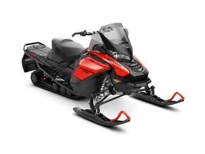 2019 Ski-Doo Renegade® Enduro™ 850 E-TEC Lava Red & B Photo 1 sur 1