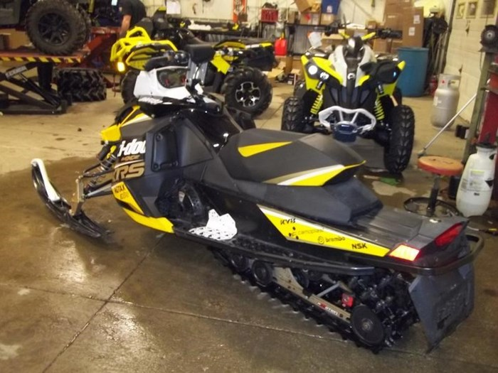 2012 Ski-Doo MX Z X-RS 600 H.O. Photo 2 of 7