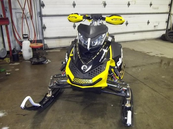 2012 Ski-Doo MX Z X-RS 600 H.O. Photo 5 of 7