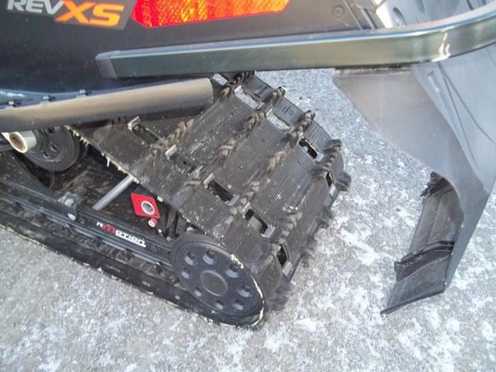 2015 Ski-Doo MXZ® X® Rotax® 800R E-TEC® Photo 4 of 5