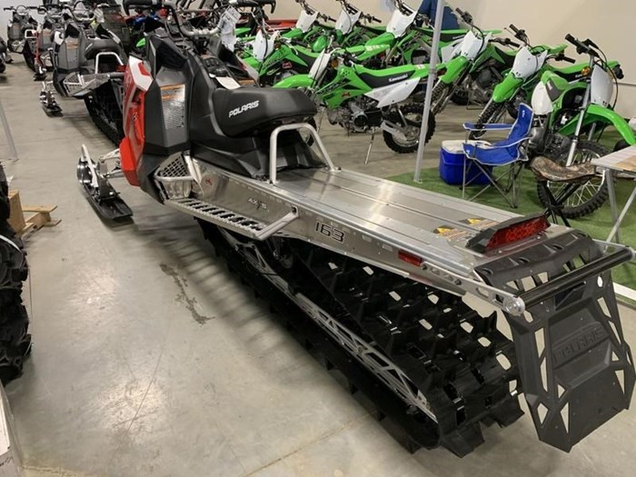 2018 Polaris Pro RMK 800 (163) Photo 3 of 9