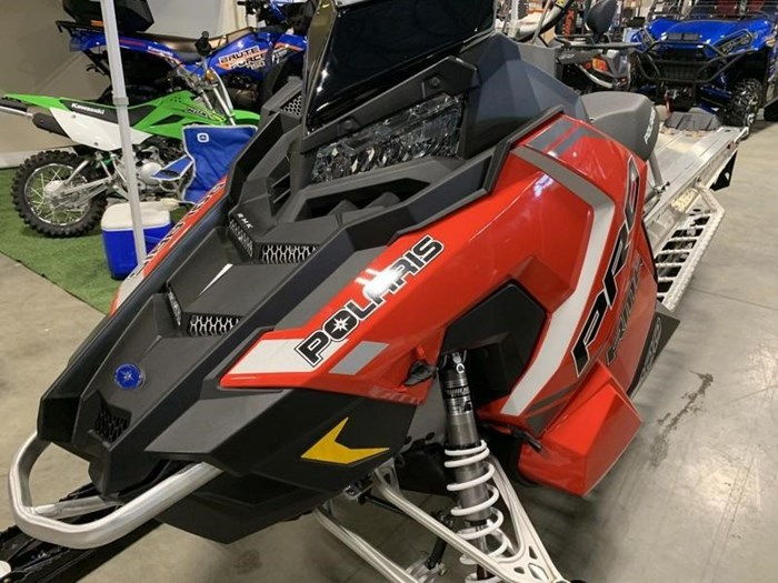 2018 Polaris Pro RMK 800 (163) Photo 9 of 9