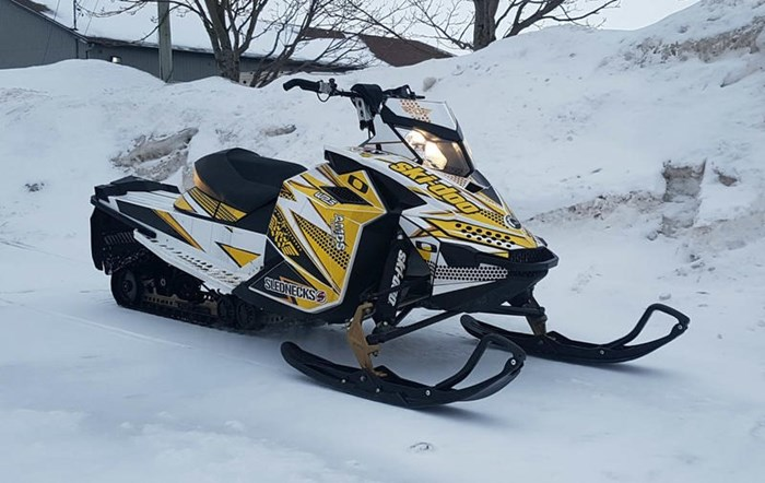 2012 Ski-Doo Freeride 137 800R Photo 1 sur 5