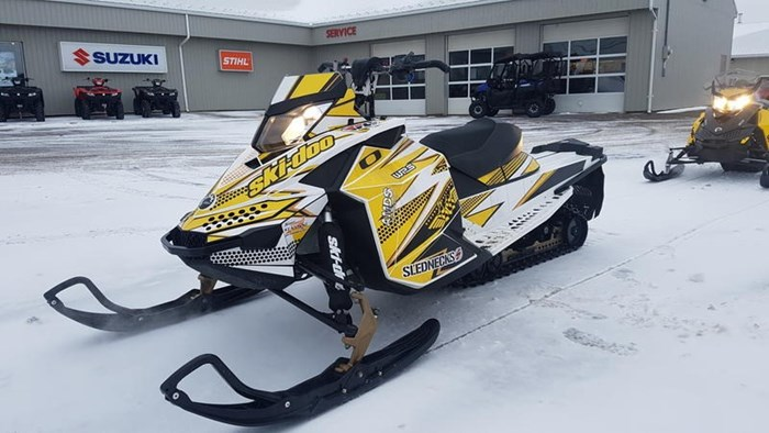 2012 Ski-Doo Freeride 137 800R Photo 3 sur 5
