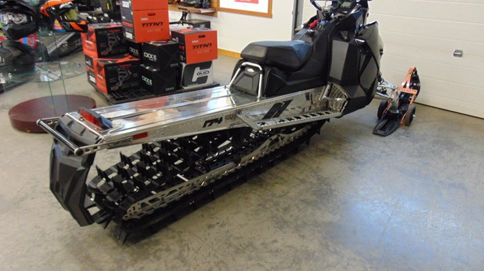 "Polaris Dealers Alberta >> Polaris 850 PRO-RMK 174 3"" S 2019 Used Snowmobile for Sale in Erskine, Alberta - SledDealers.ca"