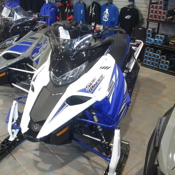 2018 Yamaha SIDEWINDER LTX SE/ SW1NLSJL Photo 1 of 1