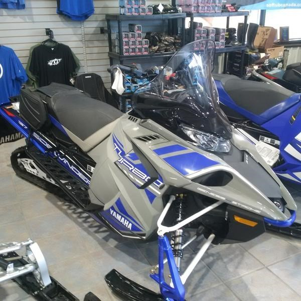 2018 Yamaha SIDEWINDER STX DX/ SW1NSD37JL Photo 1 of 1
