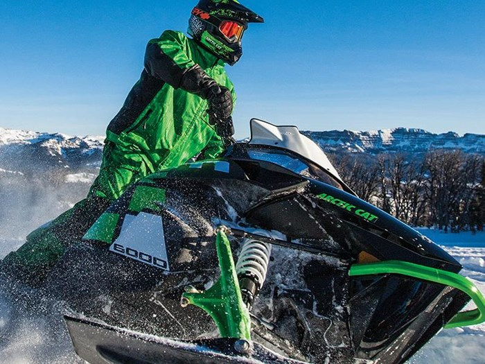 2017 Arctic Cat M 8000 SE ES (153) Photo 2 of 4