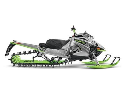 "2020 Arctic Cat M Mountain Cat Alpha One 165/3.00"" Elect Photo 1 of 1"