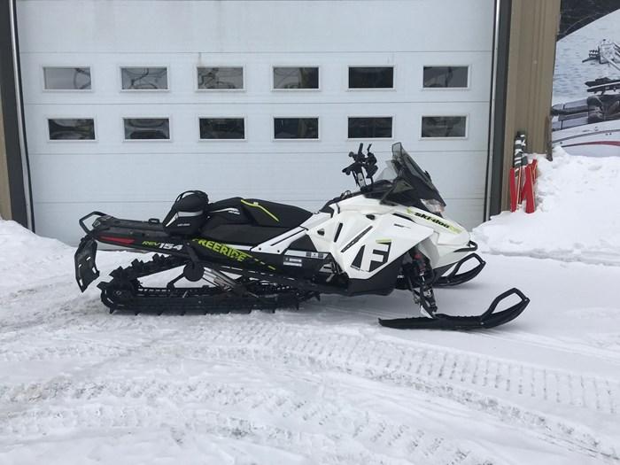 2018 Ski-Doo Free ride Photo 1 of 6