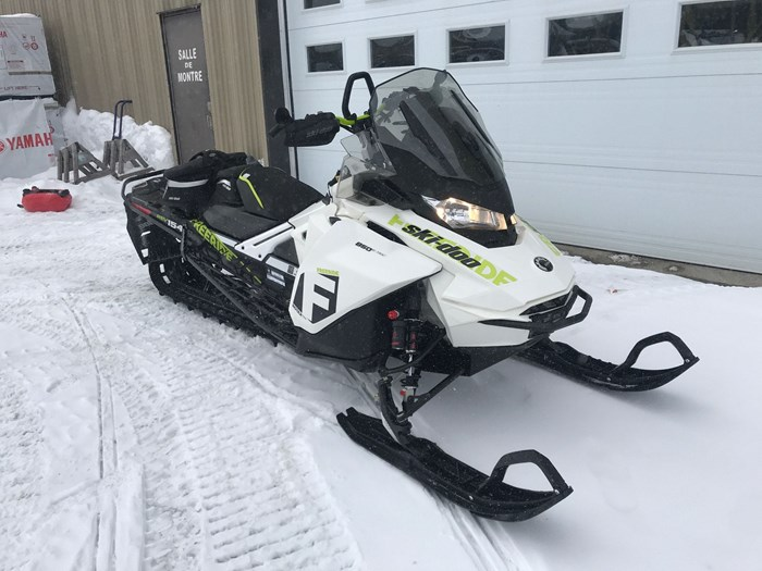 2018 Ski-Doo Free ride Photo 2 of 6