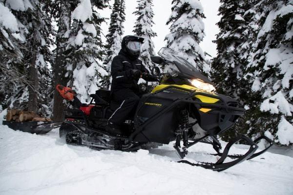 2020 Ski-Doo EXPEDITION LE 900 ACE TURBO Photo 5 of 5