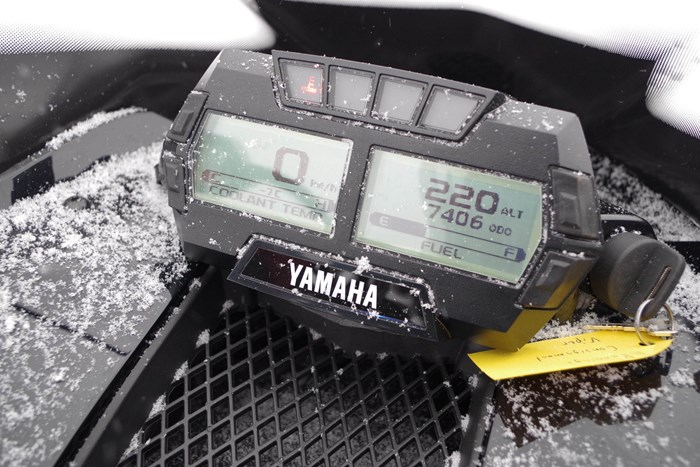 2015 Yamaha Viper LT DX Photo 8 of 8