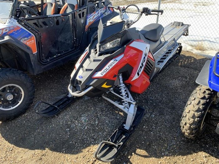 2016 Polaris Pro RMK 800 (163) **TURBO** Photo 1 of 1