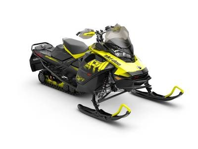 2018 Ski-Doo MXZ® X® Ripsaw 1.25 Rotax® 850 E-TEC® Su Photo 1 of 1