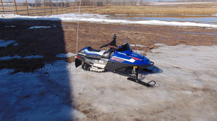 Polaris Dealers Alberta >> Polaris 120 INDY 2016 Used Snowmobile for Sale in Erskine, Alberta - SledDealers.ca