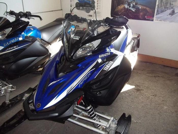 2014 Yamaha Apex® XTX Photo 1 of 2