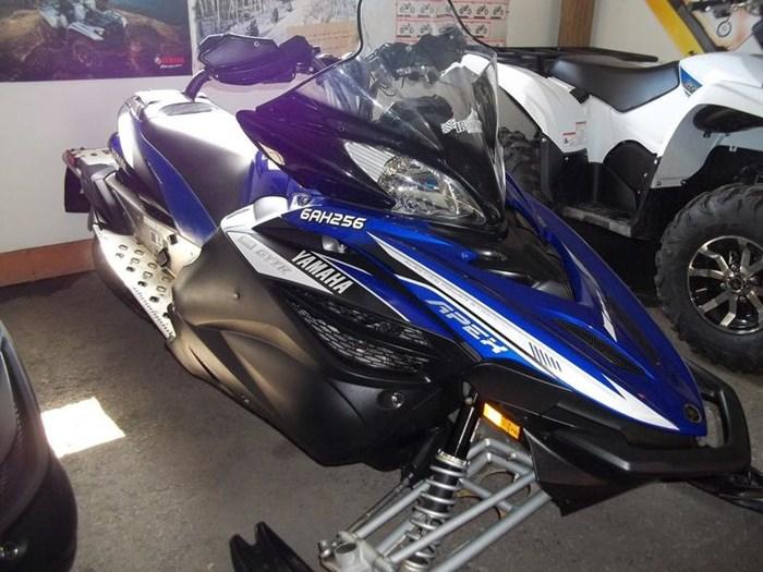 2014 Yamaha Apex® XTX Photo 2 of 2