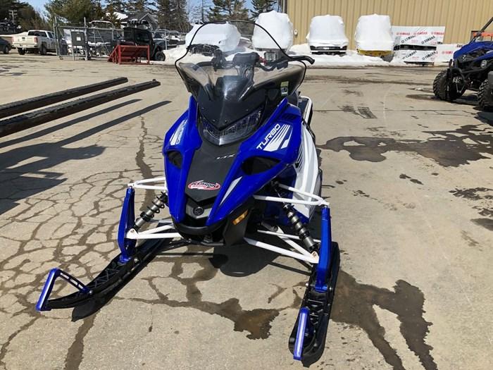 2017 Yamaha sidewinder ltx Photo 2 of 5