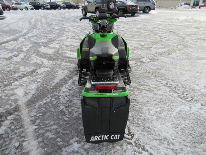 2016 Arctic Cat ZR 4000 RR (129) Photo 8 of 11