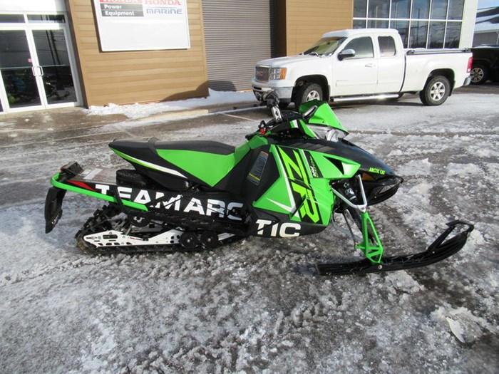 2016 Arctic Cat ZR 4000 RR (129) Photo 10 of 11
