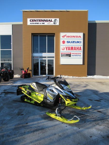 2016 Ski-Doo MXZ® X-RS® ROTAX 800R E-TEC Photo 1 of 12